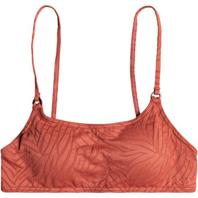 Roxy Wild Babe Bralette Women, rood